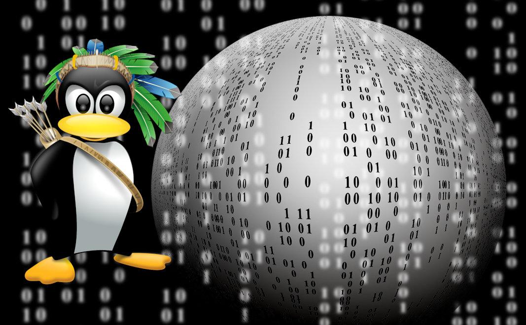 Linux - wolne i otwarte oprogramowanie, system operacyjny.