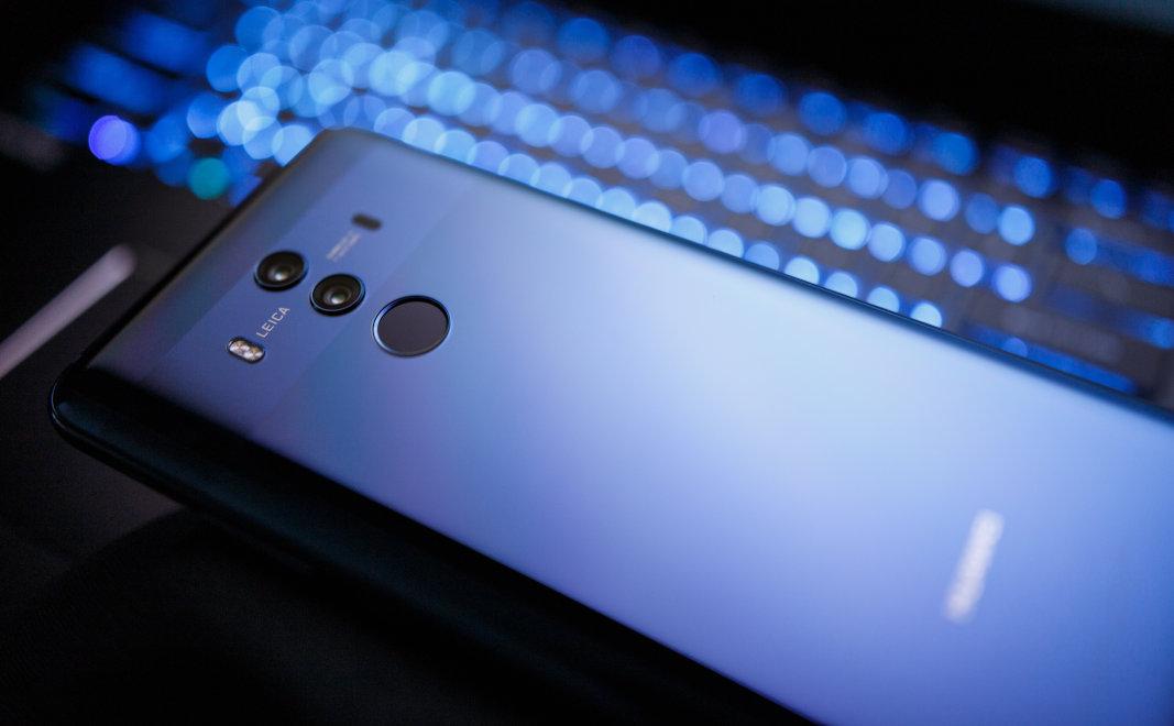 Starcie Huawei vs Google