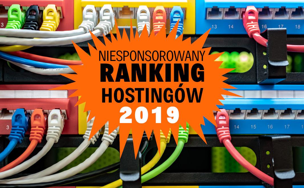 Niesponsorowany ranking TOP-10 polskich hostingów na blogu informatycznym Sergiusza Diundyka