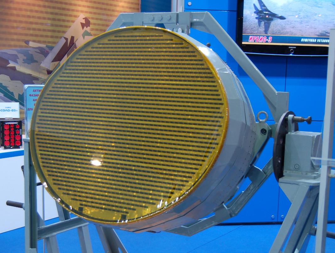 AESA - wojskowa antena