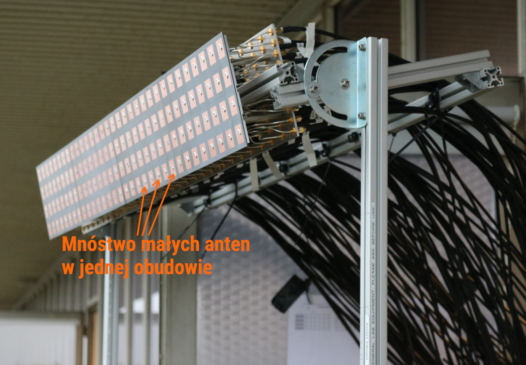 Antena massive MIMO 5G