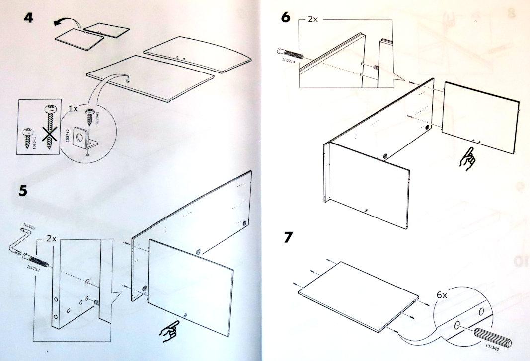 Instrukcja do szafy IKEA (2)
