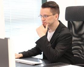 Sergiusz Diundyk - ekspert ds. nowych technologii